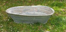 Vintage Old Bath Tub, Garden, Bulb Planter, Container, Pond #66