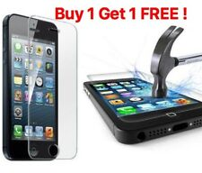 Premium Tempered Glass Screen Protector Film For Apple iPhone 5 / 5C / 5S