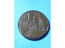 médaille cinquantenaire société intercommunale belge d'electricité 1901-1951