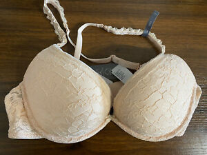 Aerie lace bra with removable pads 36B