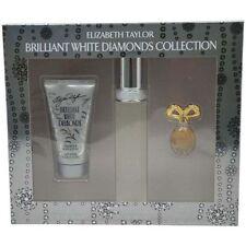 Elizabeth Taylor Women's Brilliant White Diamonds 3PC Giftset