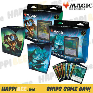 Magic the Gathering Kaldheim Commander Deck🍯CCG TCG MTG Booster Card Packs