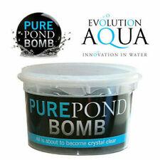 Evolution Aqua PURE Pond Bomb Bacteria for Clear Healthy Ponds - BULK Discounts!