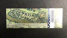 Phish Riverbend Cincinnati 06/20/2012 Limited Ptbm Ticket Stub Pollock Rare!