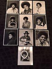 JACKSON 5 Vintage 8X10 PHOTO lot #6 from 16 Magazine Archive-  Tito Marlon