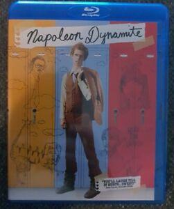 Napoleon Dynamite Blu-ray Ex-Rental OOP