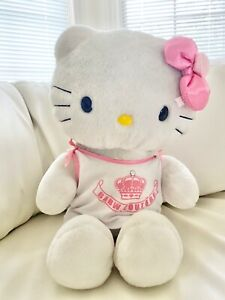 Build A Bear Hello Kitty Super Soft Plush With Free Outfit