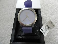 New Nixon Pastel Purple Quartz Watch