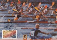 Maximumkarte 1094: Für den Sport - Rudern 1981