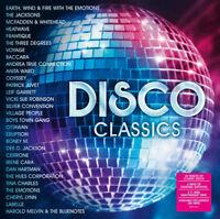"""Various Artists : Disco Classics VINYL 12"""" Album 2 discs (2018) ***NEW***"""