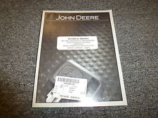 John Deere 9400 9500 9600 Combine Shop Service Repair Technical Manual TM1402S