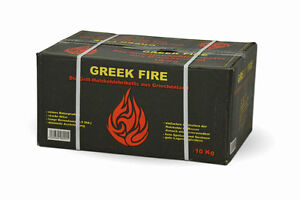 Greek Fire Holzkohle Brikett
