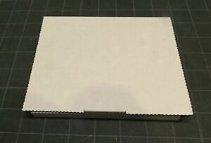 CD Mailers - white corrugated cardboard - for single jewel case - qty 10