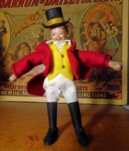 Schoenhut  Humpty Dumpty Circus Ringmaster