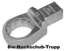 Rahsol Ring Einsteckwerkzeug SW 24 mm 14x18 Einsteckschlüssel Drehmomentschl.