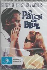PATCH OF BLUE SIDNEY POITIER & SHELLY WINTERS CLASSIC NEW ALL REGION DVD