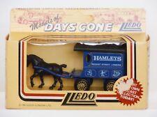 Vintage 1983 Lledo Models of DAYS GONE Diecast HAMLEYS TOYSHOP Horse_NEW