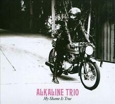 My Shame Is True [Digipak] by Alkaline Trio (CD, 2013, Epitaph (USA))