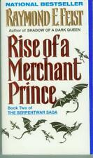 Raymond E. Feist: Rise of a Merchat Prince (TB,USA)
