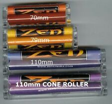 Zen Roller Bundle fits all size papers 70mm,79mm,110mm,110 Cone Rolling Machine