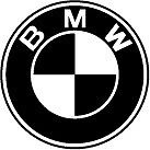 "BMW 5"" Car Truck Window Vinyl Sticker Decal PICK COLOR"