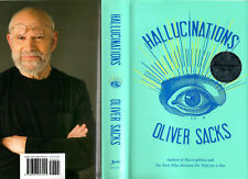 Hallucinations by Oliver Sacks. SIGNED. Knopf, 2012 First American edition