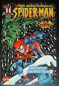 The Sensational Spider-Man #1 / with Poster / Germany 1998