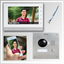 Video-Türsprechanlage IP / Netzwerk - mit APP Funktion Tür- Bildsprechanlage NEU