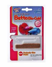 7 Hikari Bio Gold Siamese Fighting Fish Pellet Food Bettas 2.5g Colour Enhancing