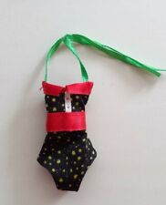 Monster High Dolls Clothes. Ghoulia Yelps Skull Shores Original Bathing Costume