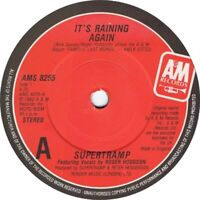 "Supertramp ‎– It's Raining Again  7"" Vinyl 45rpm"