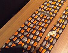 Silk Vintage Ermenegildo Zegna Tie Great Condition 100% Silk Aus Seller