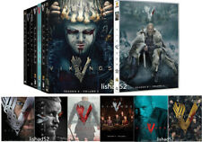 Vikings: The Complete Series Season 1-6 DVD Box Set US Seller Brand New & Sealed