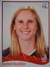 Panini Rachel Buehler USA FIFA Frauen WM 2011 Germany