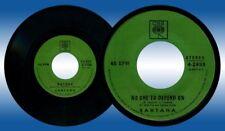 Philippines SANTANA Batuka 45 rpm Record
