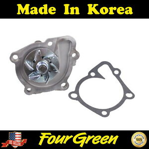 Water Pump + Gasket for 2006-2010 Hyundai Sonata KIA Optima Rondo 2.4L⭐⭐⭐⭐⭐