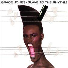 ADESIVO STICKER Grace Jones Slave To The Rhythm
