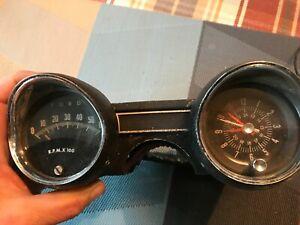 1965 Ford Mustang Rally Pac 6K 289 CLOCK GT Tachometer Original Ford