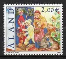 Finland / Aland - 2002 End of Christmas period Mi. 201 MNH