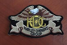 Harley Davidson Emblem Patch Harley Owners Group Hog Eagle Claw New