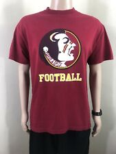 Champs Sports Florida State Seminoles Football T-Shirt Size M