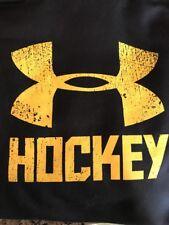 Under Armour Mens UA Storm Hockey Loose Hoodie Hockey Hooded Sweatshirt Medium