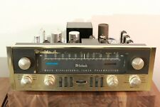 Vintage Mcintosh MX110 Stereo Tube Tuner Preamplifier Early M Series - C22 MC275