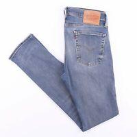 Vintage LEVI'S 510 Skinny Fit Men's Blue Jeans W31 L34