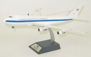 1:200 INF200 USA - Air Force Boeing E-4A(747-200B) 73-1677 W/ Stand +LAST ONE+