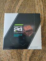 Herbalife 24 ACHIEVE Protein Bars: 6 bars - Nutrition - Dark Chocolate Brownie