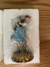 The Wizard of Oz Enesco Figure ~ Dorothy & Toto ~ 948314 New In Box 1999