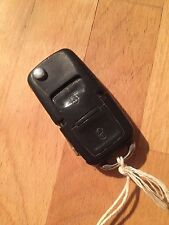Gebraucht Volkswagen/Skoda /Flip-sitz Schlüsselanhänger Originalteil 1J0959753AG