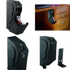 Speedvault Biometric Handgun Safe With Fingerprint Reader Hand Gun Mount Holder