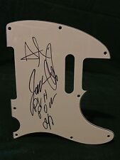 Jackyl Group Signed Autographed Pickguard B